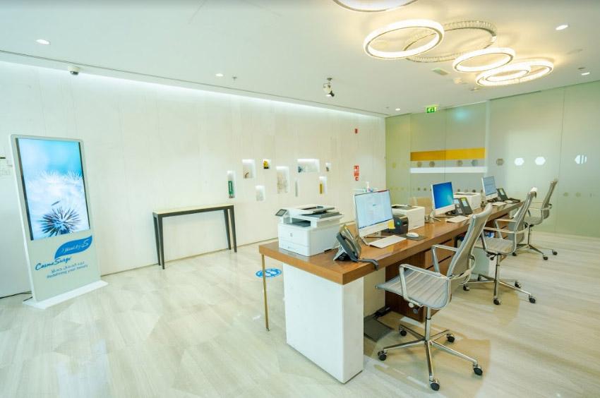 Cosmetic Hospital Sheikh Zayed Road