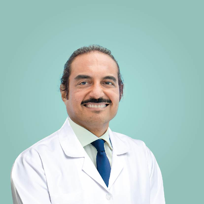 Dr. Ibrahim Ashary - Reconstructive surgeon