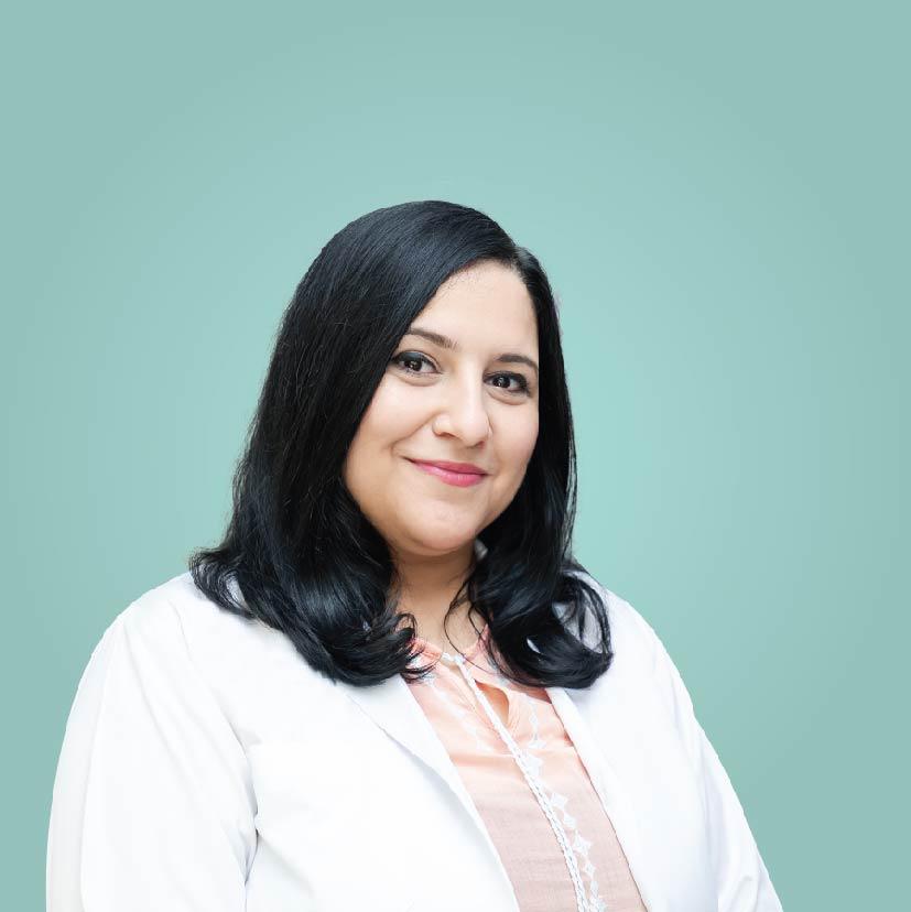 Dr. Inas Abdalazeem Attya Dentist